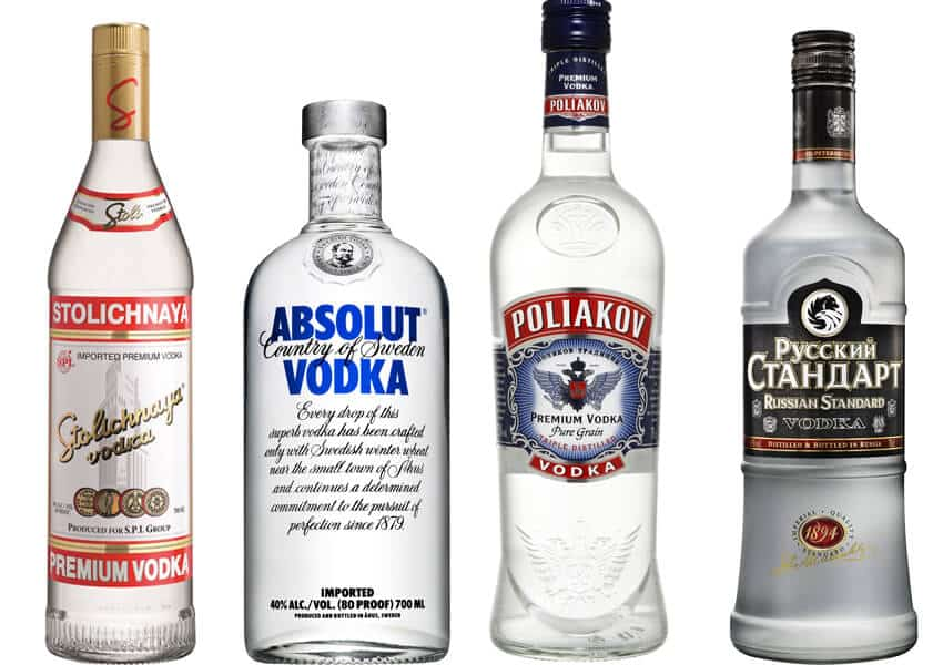 When You Learn About Vodka You Will Never Think They Are All The Same Again