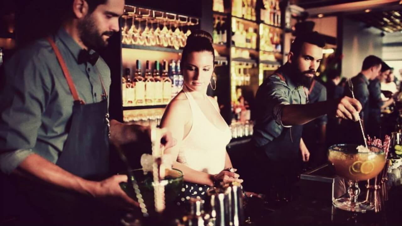 the 20 commandments of being a bartender