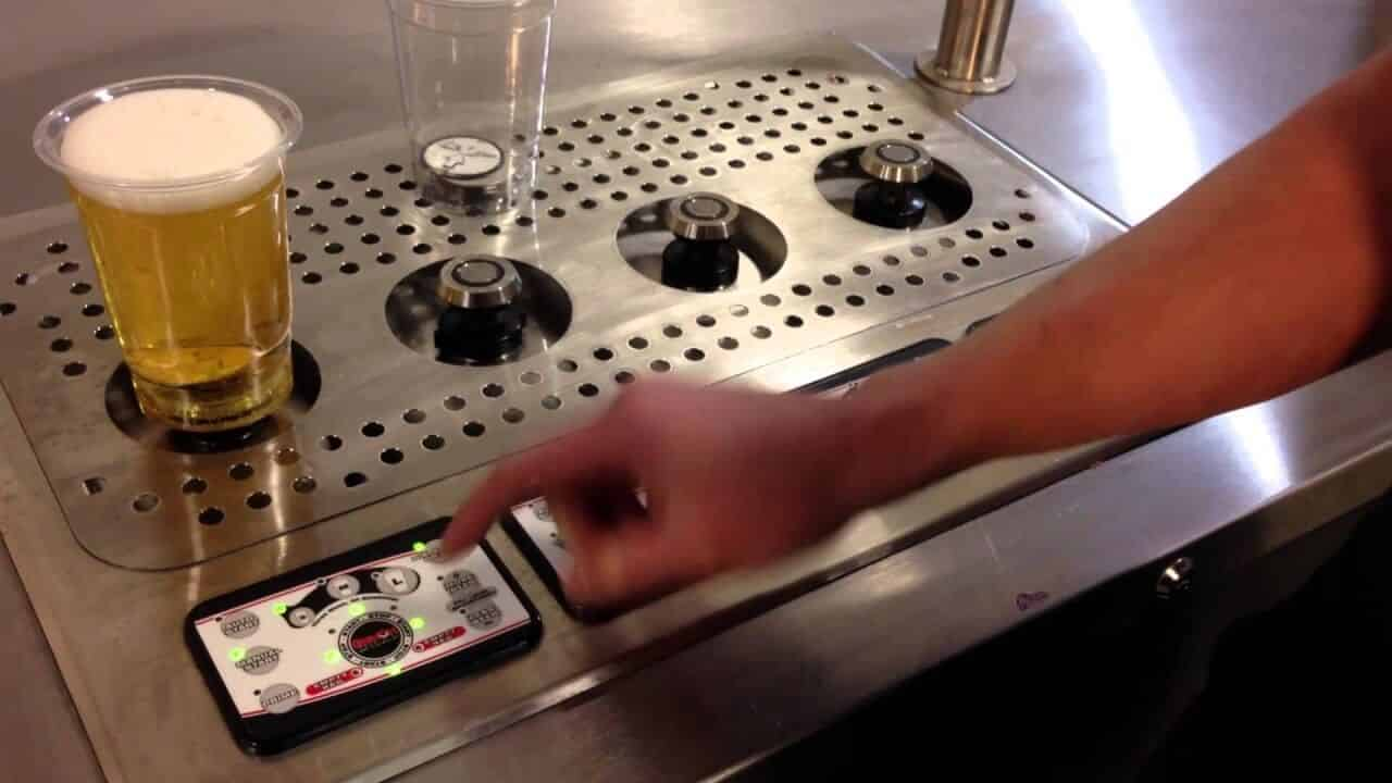 Bottoms Up Beer Dispenser: How It Works