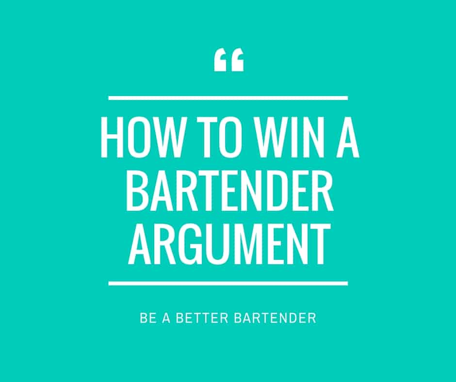 The Top 9 Must See Bartenders Infographics To Ensure You Don't Lose An Argument