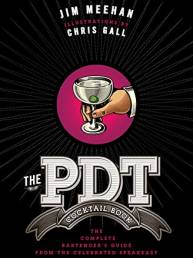 PDT COCKTAIL BOOK FRONT COVER
