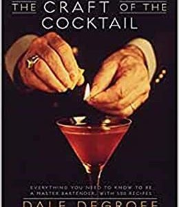 link through to amazon for THE CRAFT OF THE COCKTAIL